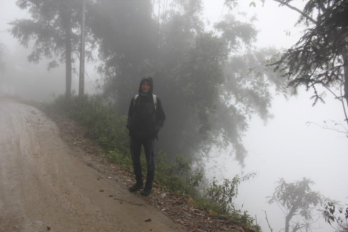 Sa Pa – Basti im Nebel