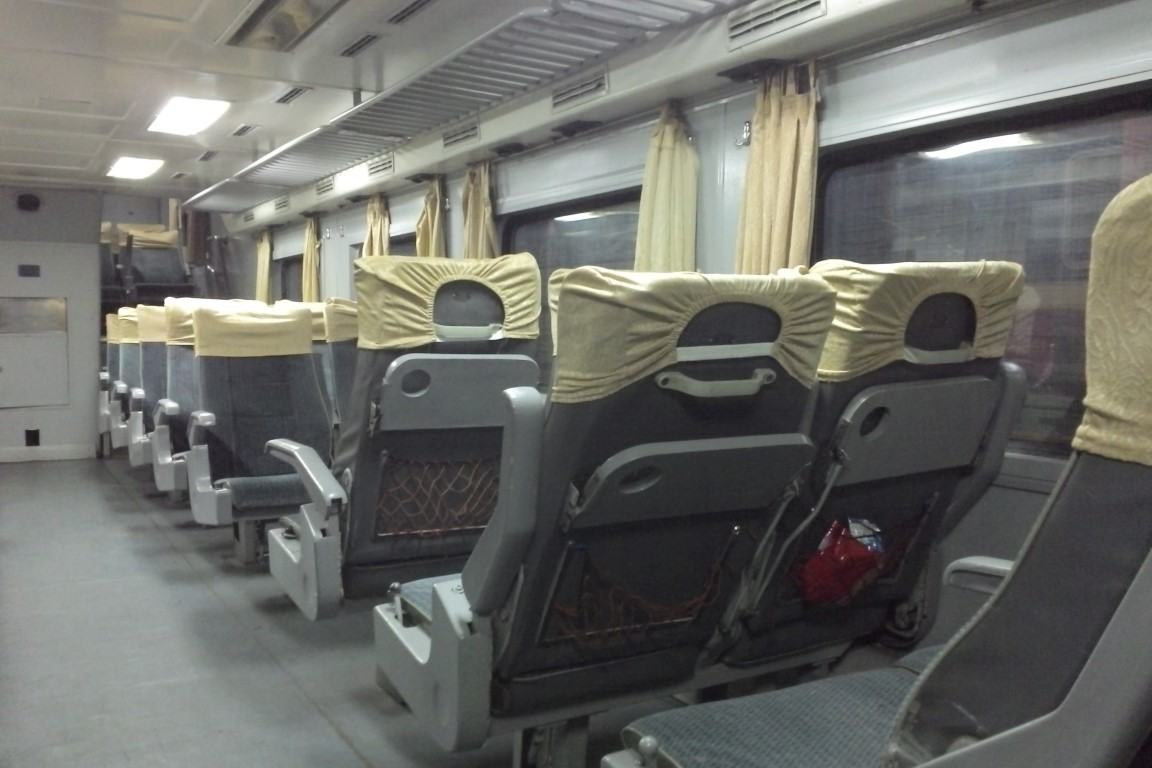 Zug von Hà Nội nach Lào Cai Softseat-Bereich